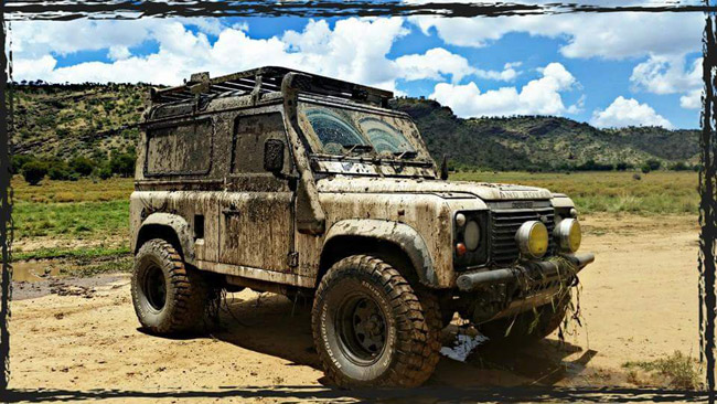Namibia Land Rover Festival 2016